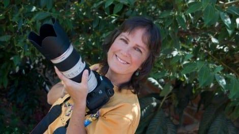 Photographer Martha Lochert
