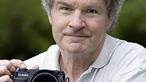 Photographer Russ Burden
